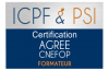 Logo icpf psi agree cnefop formateur